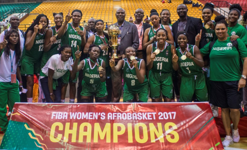 Nigeria claim their third FIBA Women's AfroBasket title