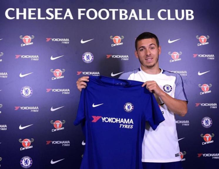 Chelsea sign Kylian, but he's a Hazard… Nwobodo bids him farewell