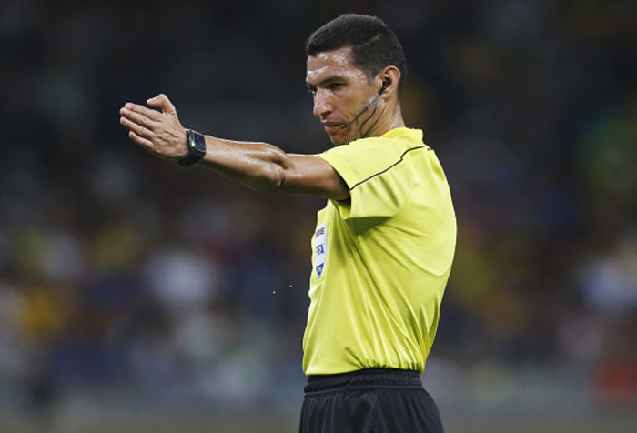 See! Referee Ghead Grisha has a certain History with Nigeria