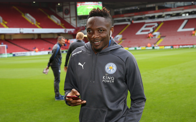 Hull City in talks with Leicester City for Ahmed Musa Loan deal