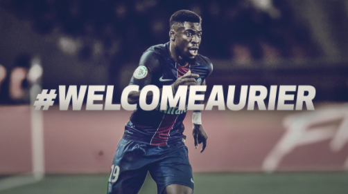 Tottenham new Signing Serge Aurier Promises to Clean up his Bad boy Image