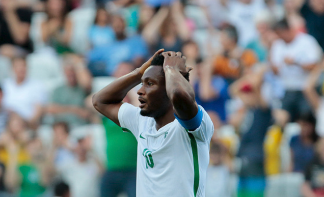 My Russian In-Laws will Kill me if Nigeria don't Qualify for World Cup – Mikel