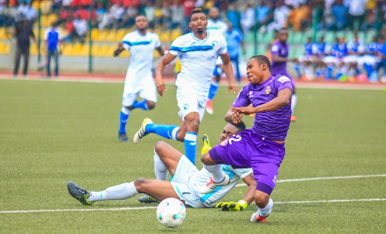 Enyimba Earn Crucial Point In Lagos