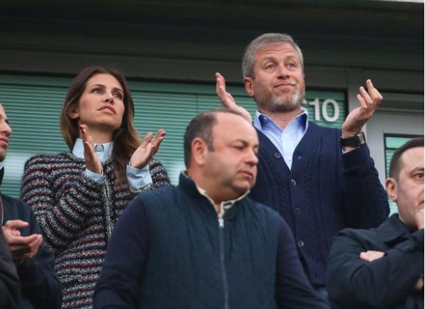 Roman Abramovich, Chelsea FC