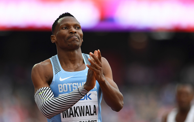 Botswana Athletics Chiefs Smell a Rat after Makwala was barred from 400m final