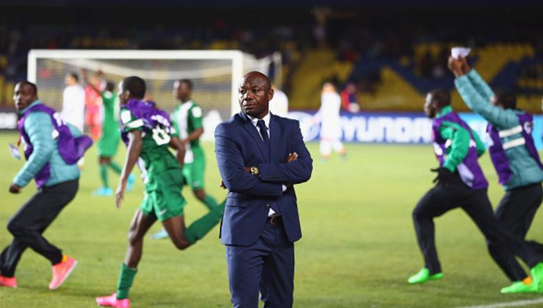 Boss Talk! Emmanuel Amuneke over-qualified for U17, U20 Coaching jobs