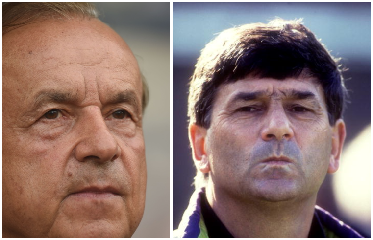 Gernot Rohr is the new Clemens Westerhof – Amuneke