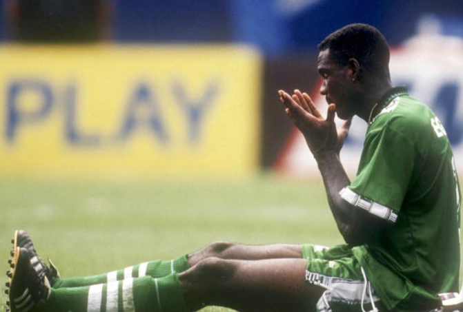 23 years after World Cup heartbreak, Eguavoen Apologizes for giving away 'avoidable' penalty