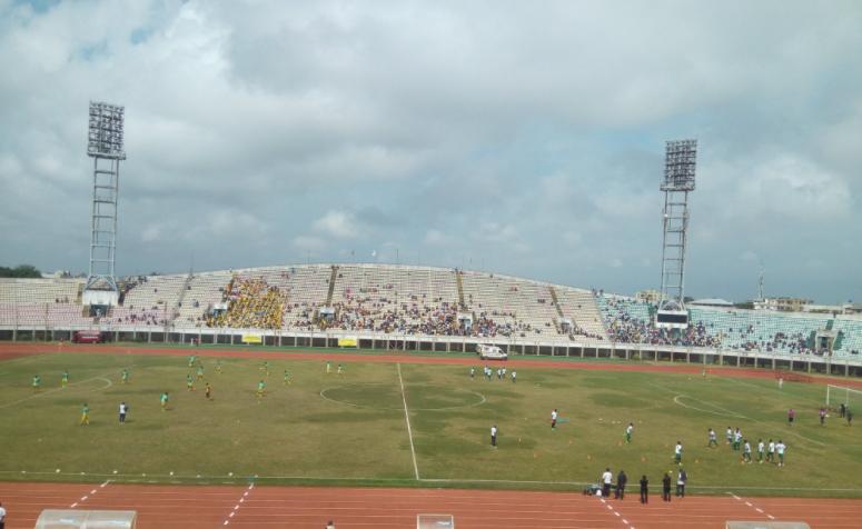 No Excuses! Bewarang Blames CHAN Eagles Midfield, Attackers in loss to Benin Rep