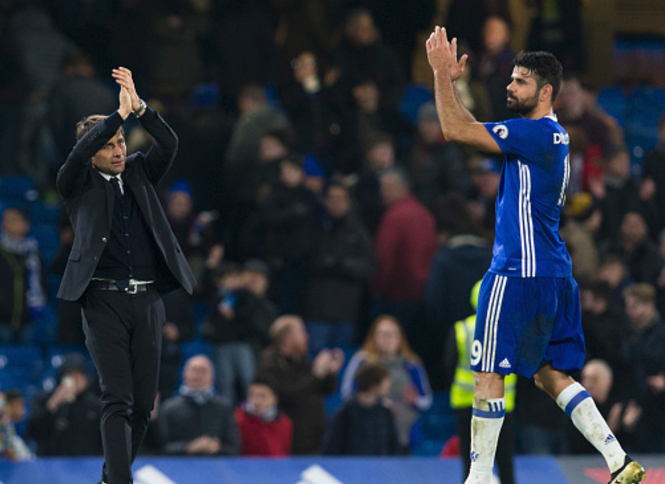 Outcast! Diego Costa says he deserves better treatment from Chelsea