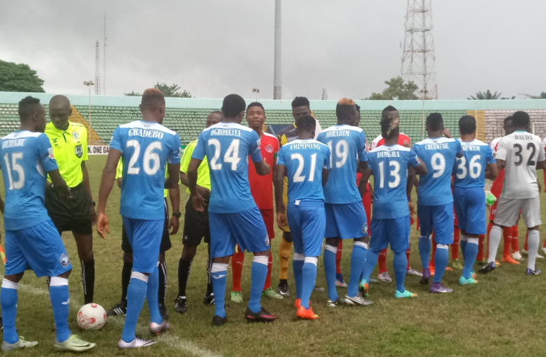 NPFL: Ibenegbu inspires Enyimba to 3-0 win over ABS
