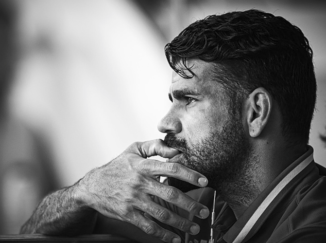 Diego Costa Pulls no Punches as he rips into Antonio Conte, disappointed with Chelsea