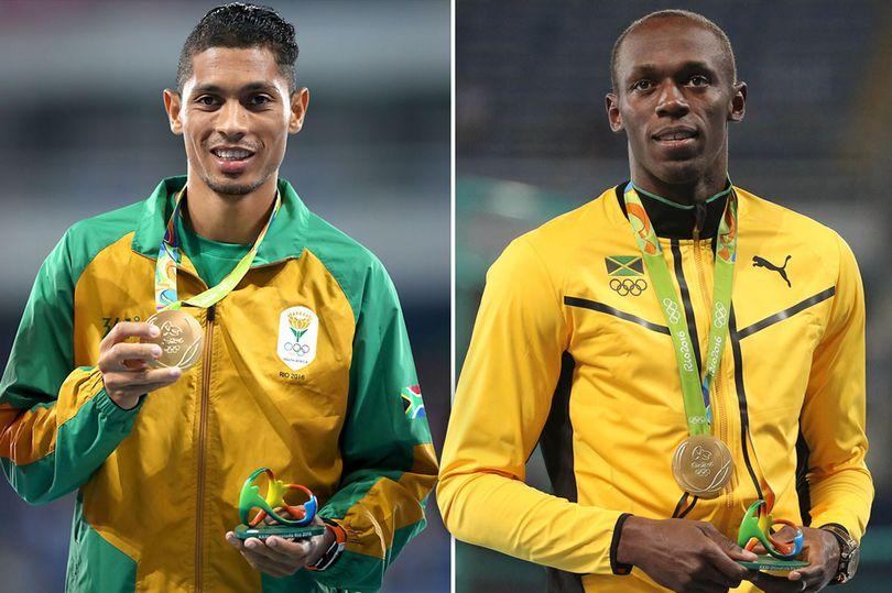 Usain Bolt picks Wayde van Niekerk to succeed him