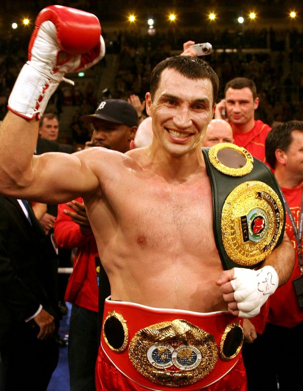 Klitschko retires from boxing cancelling a Las Vegas rematch with AJ