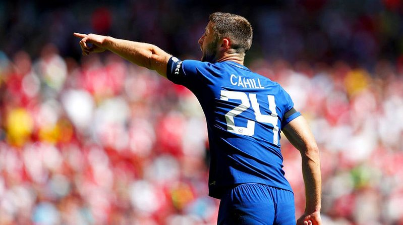 Chelsea Skipper, Cahill Responds to Diego Costa Situation as Striker Looks Set to Depart