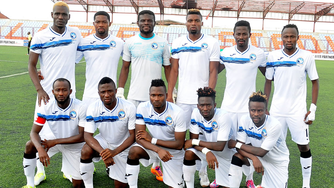Aigbogun assures Enyimba will Improve in CAF Confederation Cup