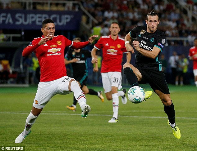 Real Madrid president Florentino Perez insists Gareth Bale will not be signing for Manchester United: 'He's important for us and one of the best in the world