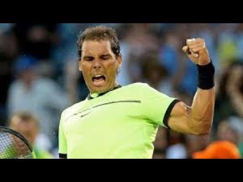 Rafael Nadal through to Cincinnati Open third round