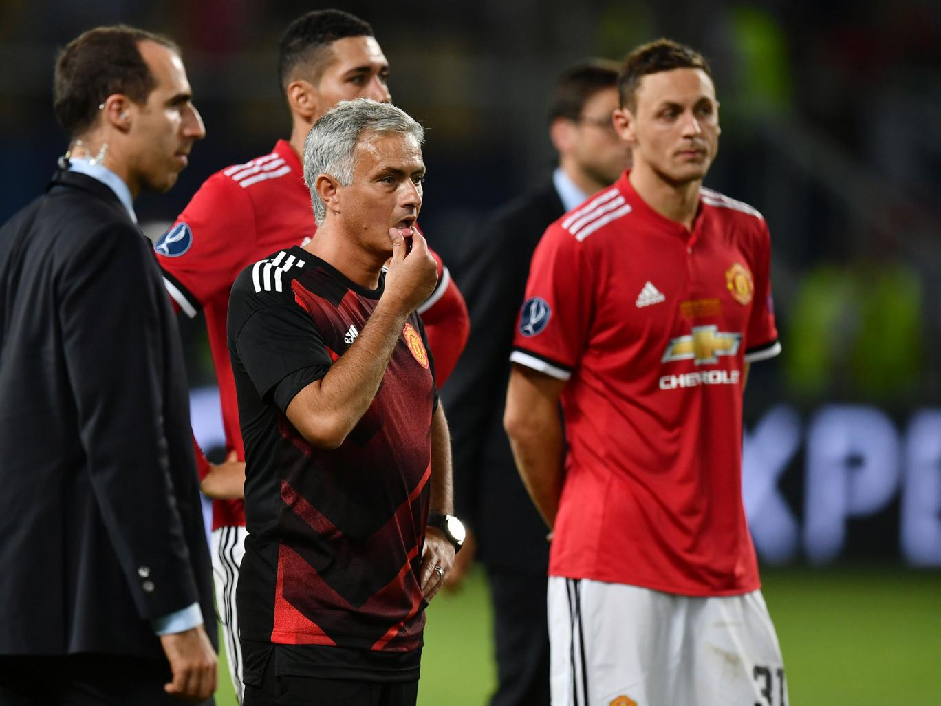 Manchester United shortcomings exposed in Super Cup defeat against Real Madrid