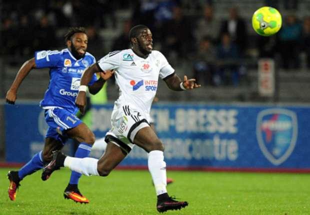 Fulham's new recruit, Aboubakar Kamara