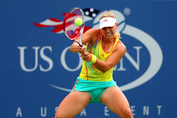 Defending Champion, Kerber Crashes Out Of US Open