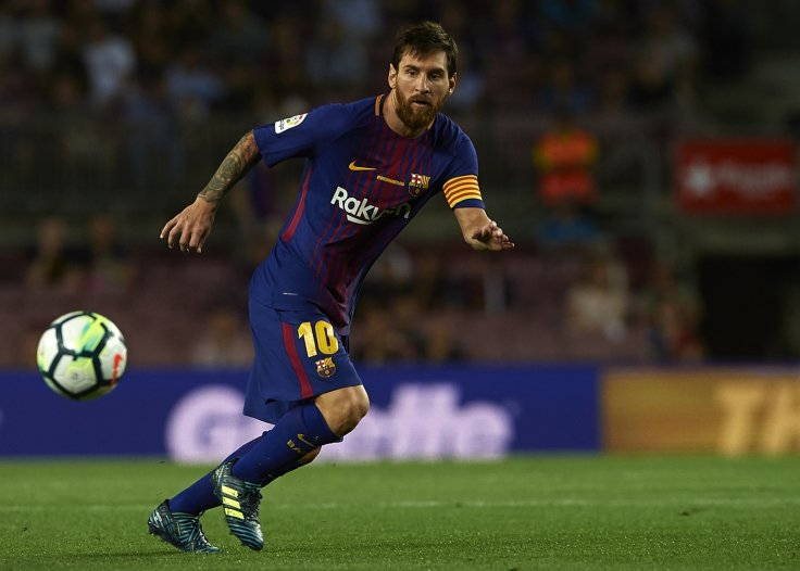 Barcelona chief insists agreement with Lionel Messi is 'total' following Manchester City links