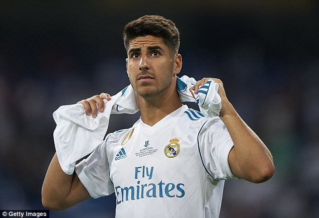 Marco Asensio insists Real Madrid deserved to win Spanish Super Cup tie against Barcelona
