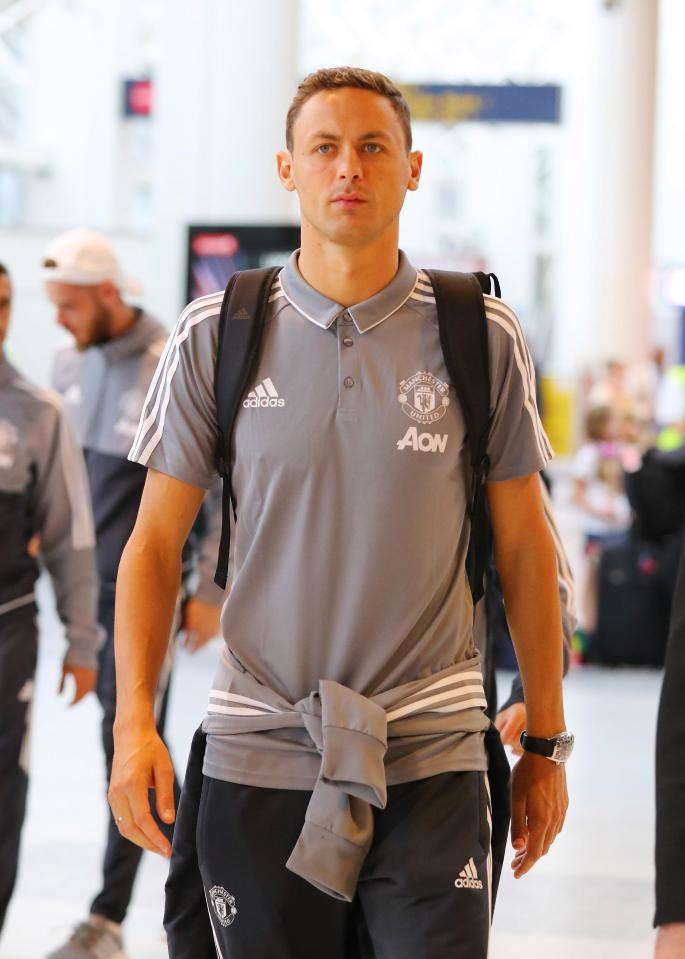 Manchester United are a bigger club than Chelsea – Nemanja Matic