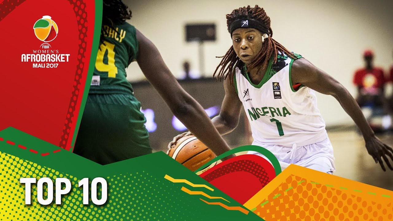 Top 10 Moments- FIBA Women's AfroBasket 2017