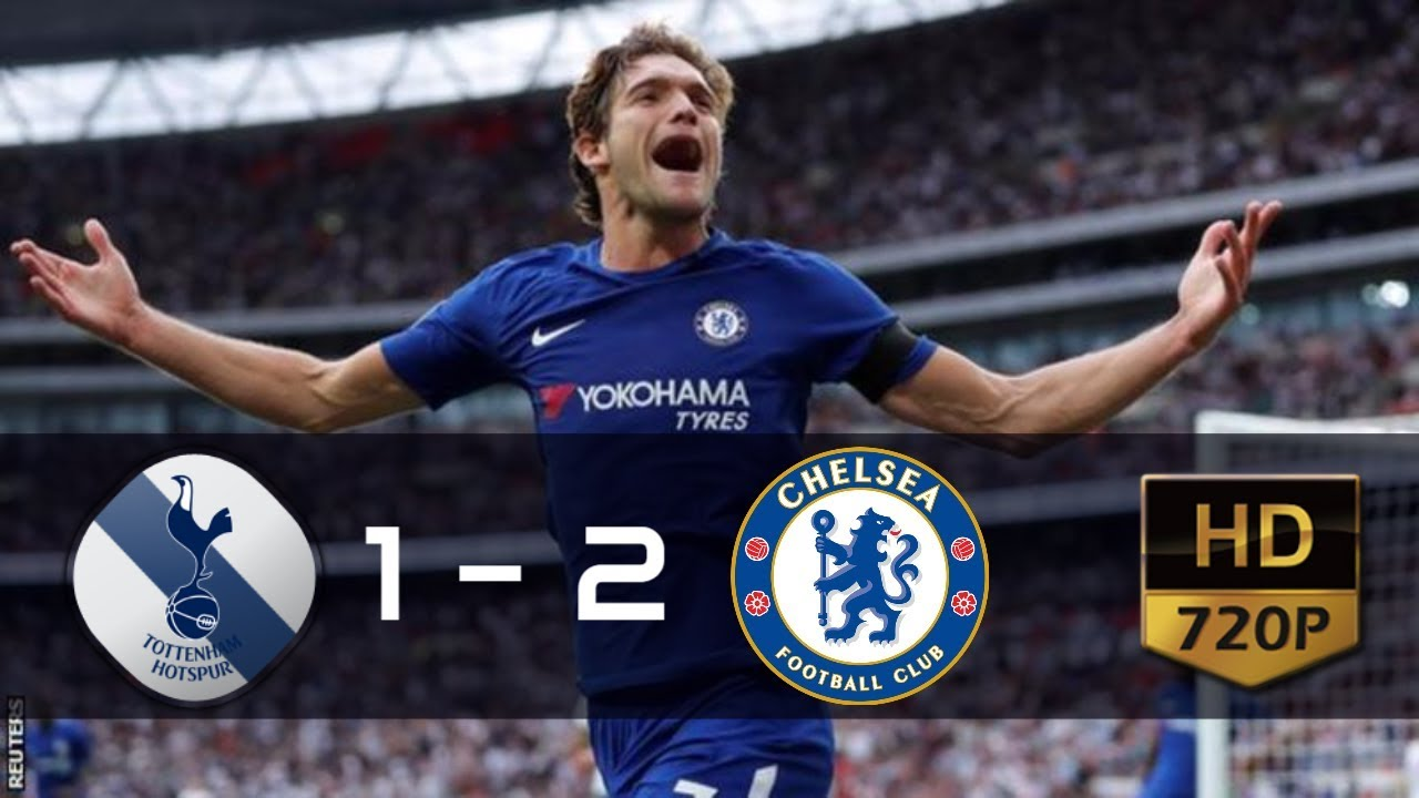 Tottenham vs Chelsea 1-2 ● All Goals & Highlights