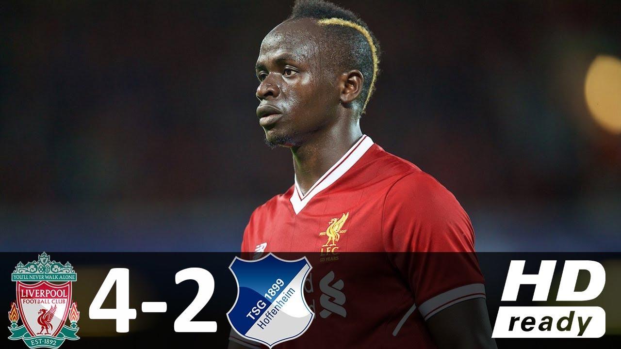 Liverpool vs Hoffenheim 4-2 – All Goals & Highlights