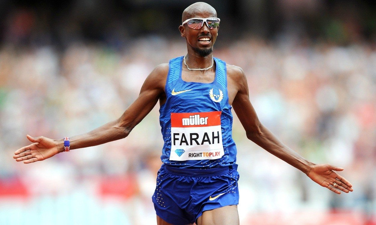 IAAF 2017: Mo Farah remains on track for golden double after cruising into 5,000m final