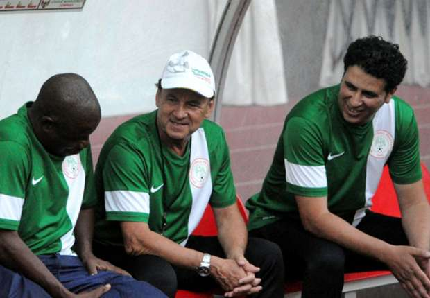 Nigeria vs Zambia: Wedson, Rohr names Chipolopolo and Super Eagles starting line-up respectively [See full list]