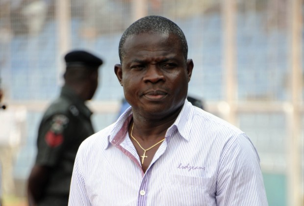 I'm not under pressure – Rangers Coach Ogunbote