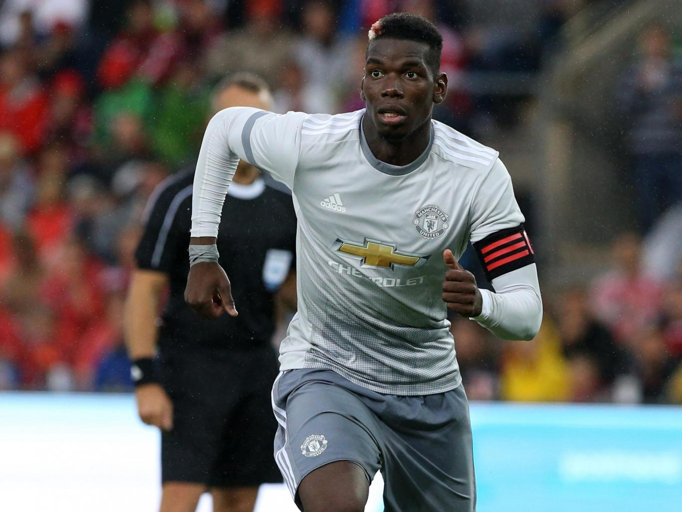 Ryan Giggs backing Paul Pogba to drive Manchester United to the Premier League title this season