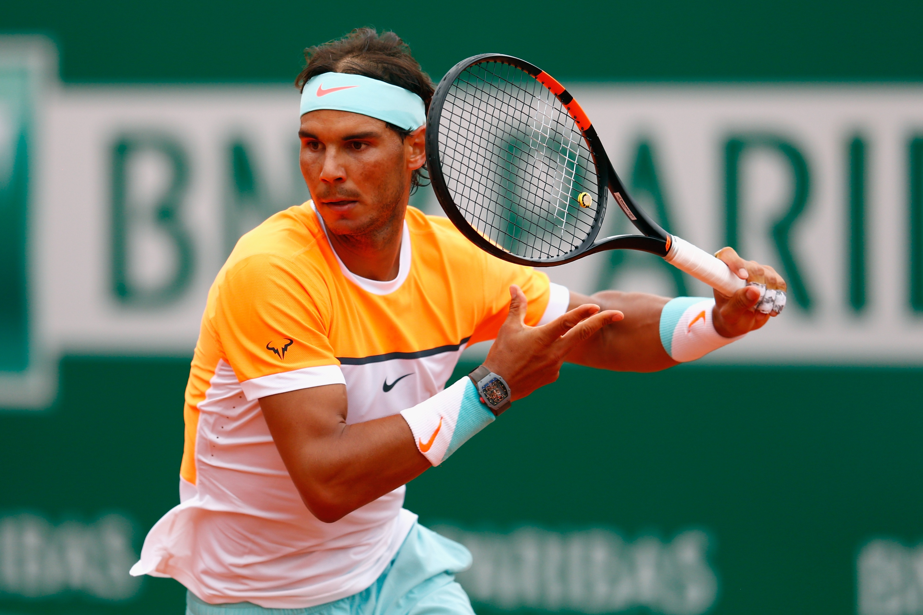 Rafael Nadal hails 'unbelievable' climb back to No 1