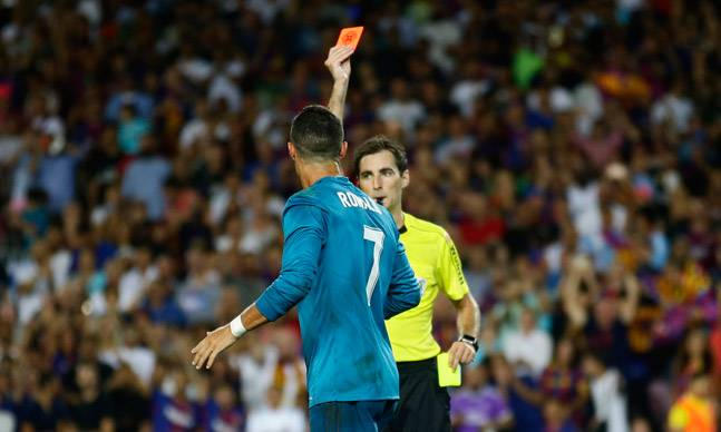Real Madrid C.F. to appeal Cristiano Ronaldo red card – Zinedine Zidane