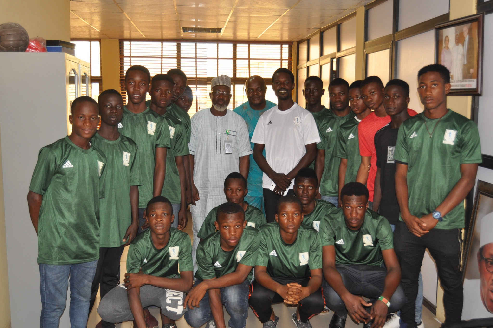 NFF Responsible for Players Transition across National teams – Udeze