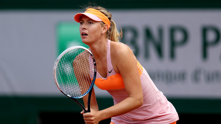Maria Sharapova accepts wildcard to play in China Open