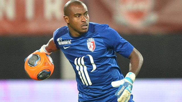 Enyeama returns from injury layoff and trains for the first time