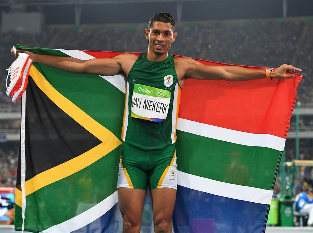South african Track king, Wayde tipped to succed Bolt