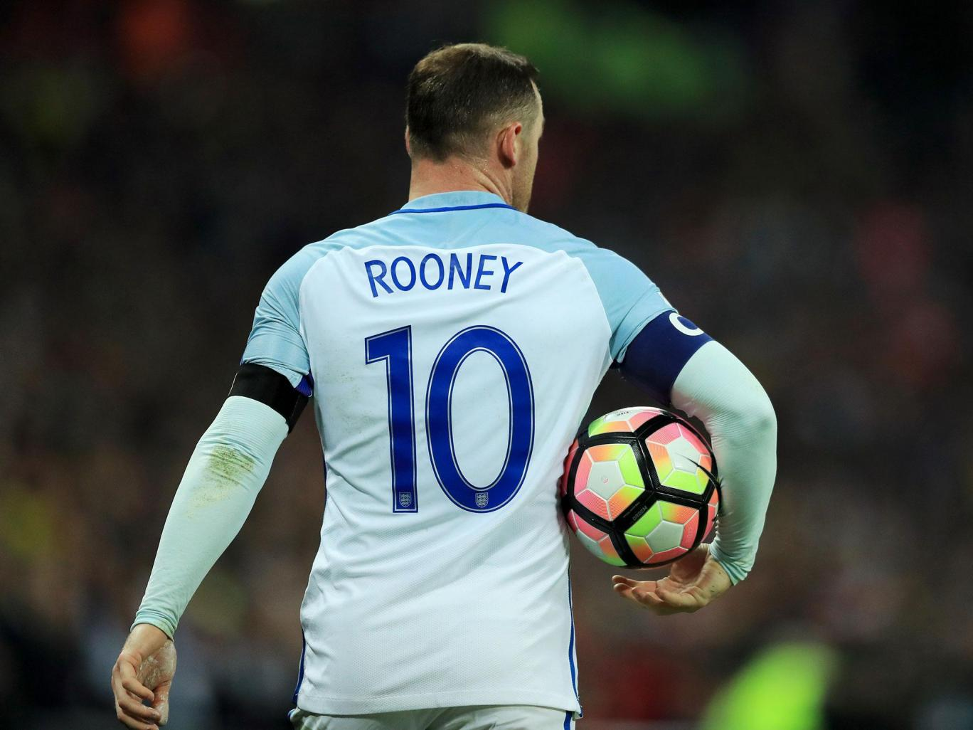 Swan song! Wayne Rooney set for England Recall at 33