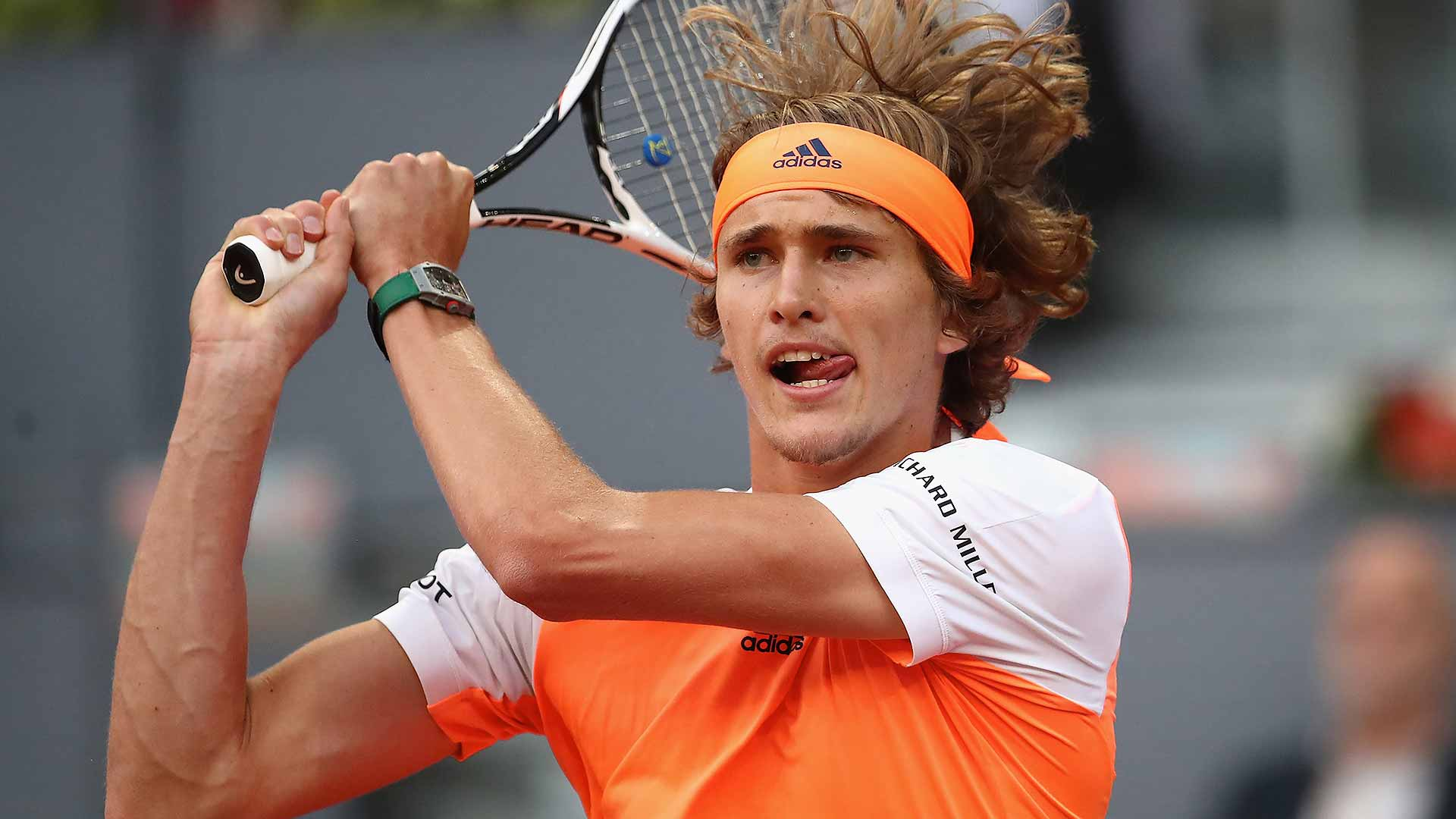 Alexander Zverev struggles at US Open in Pharrell Williams designed retro outfit
