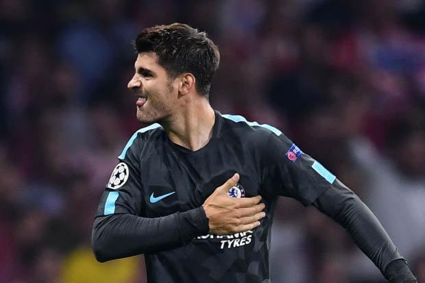 Alvaro Morata pays new Chelsea strike partner Eden Hazard the ultimate compliment