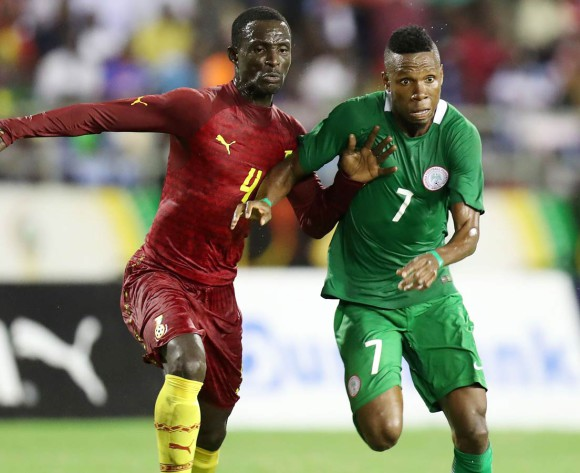 Nigeria dim Ghana's Shine, Qualify for WAFU Semis unbeaten without conceding