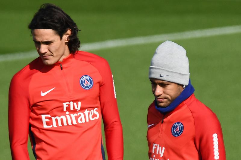 Neymar Reportedly Apologises to Edinson Cavani, Paris Saint-Germain Team-Mates