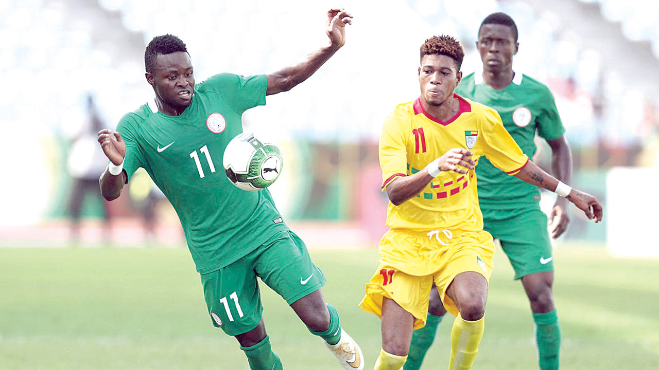 Nigeria to meet Ghana in Sunday's WAFU Cup of Nations final