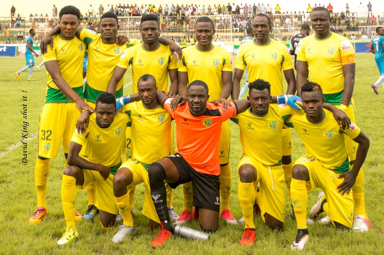 Plateau United players unhappy with poor form