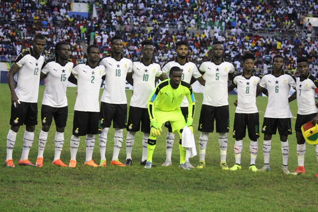 Ghana humbles Nigeria to retain WAFU title