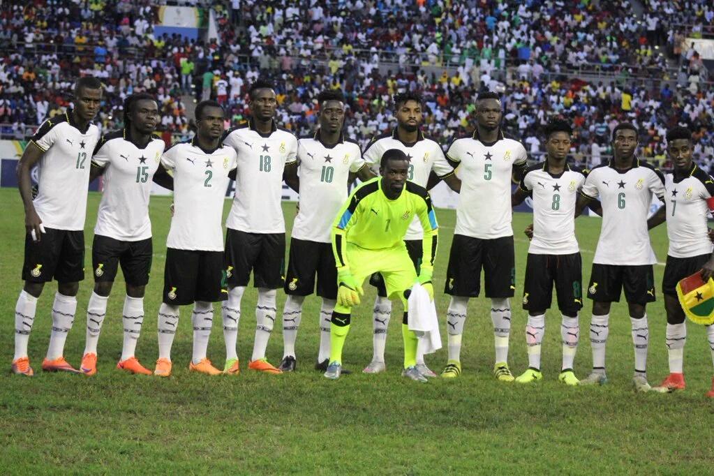 Ghana humbles Nigeria to retain WAFU title